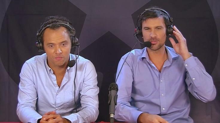Julien Brécard et Benjamin Bruneteaux Poker Show NRJ12