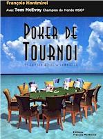 Livre sur le Poker de Tournoi de Tom McEvoy