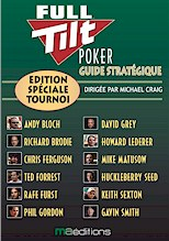 Poker Full Tilt guide stratégique de poker de Michael Craig